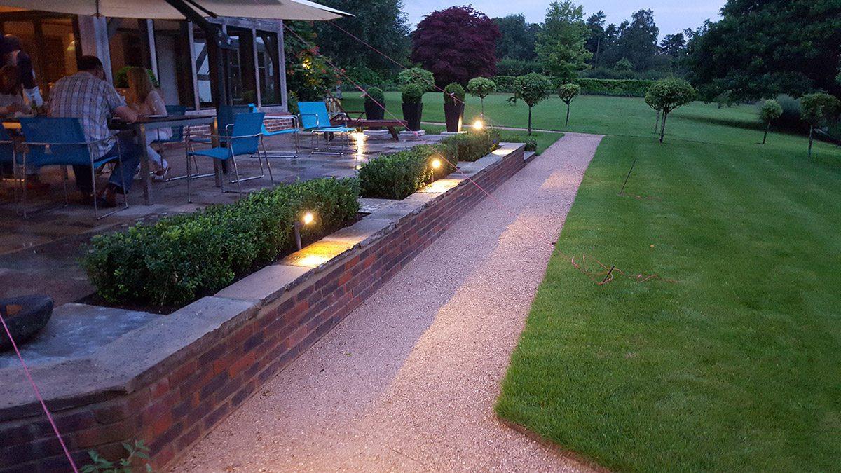 Bushy Business Garden Image