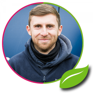 Graham Nunns – Head of Garden Maintenance and Aftercare
