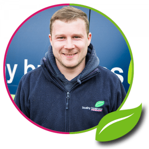 Jonny Woodley - Garden Maintenance and Aftercare Team Leader