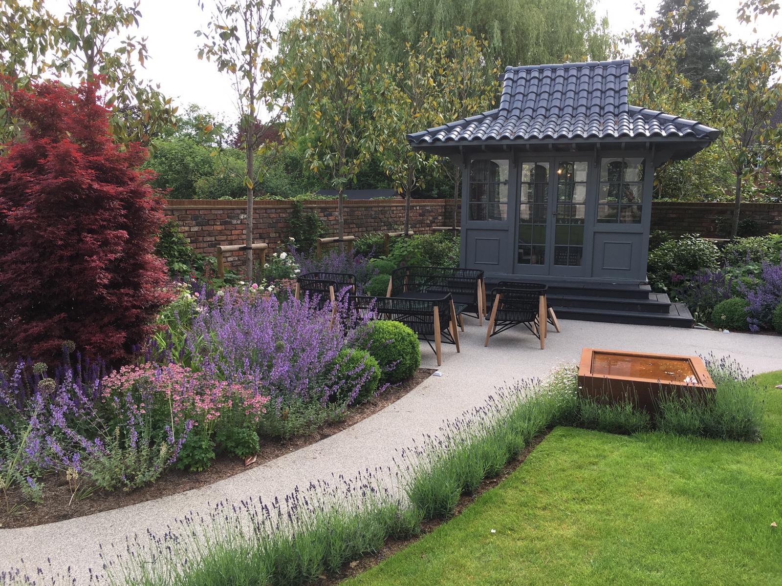 Bushy Business - Surrey Planting Project; Esher, Surrey