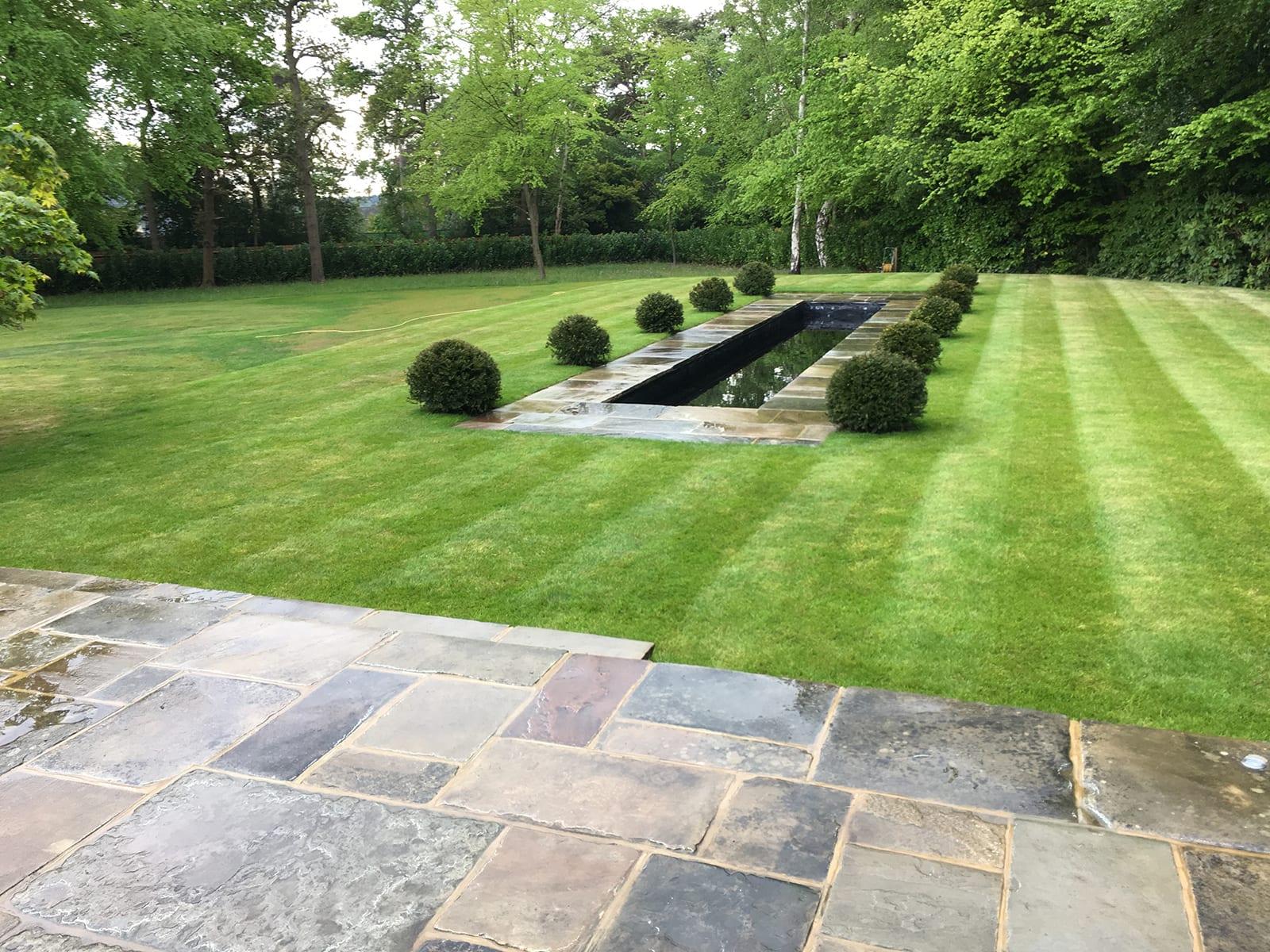 Bushy Business Gardening - Hard Landscaping