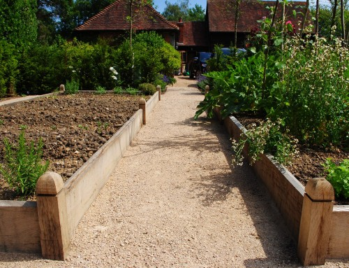 The Kitchen Garden; Horsley, Surrey