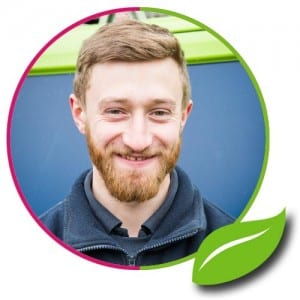 Cameron Rodgers – Garden Maintenance and Aftercare Team Leader